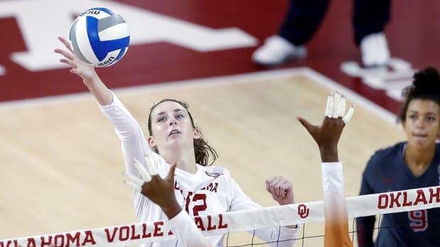Volleyball - Abby Butler