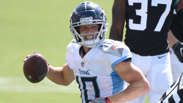 Adam Humphries, Tennessee Titans