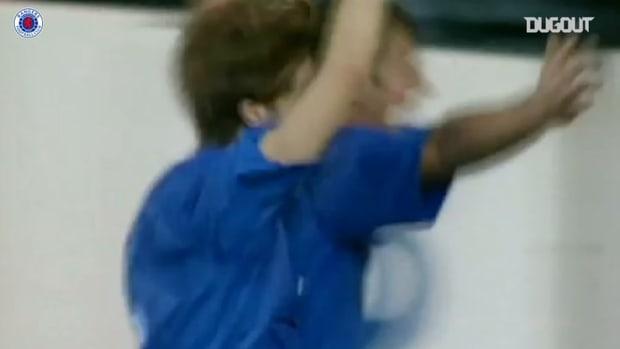Ally McCoist's greatest Rangers goals
