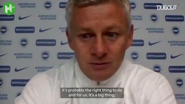 Solskjær: 'I think Rashford will really kick on'