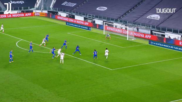 Kulusevski's debut goal helps Juventus down Sampdoria 3-0