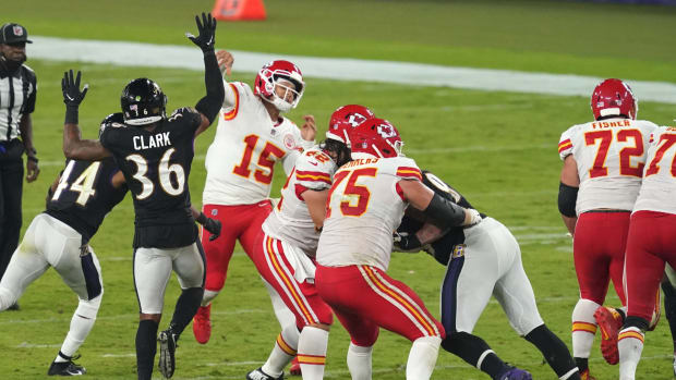 Week 3 Chiefs vs Ravens