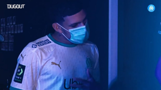 Watch Luis Henrique's first day with Olympique de Marseille