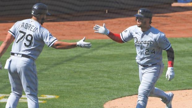 Sox take game 1