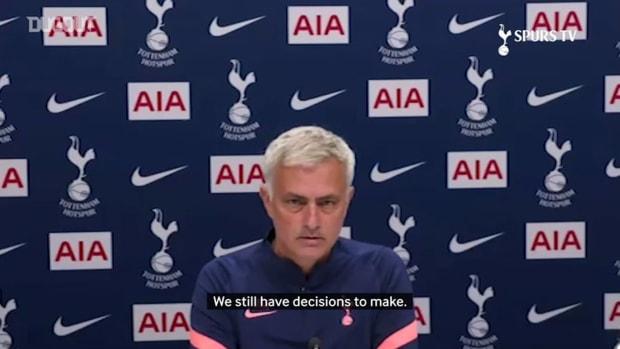 Mourinho: 'Dele Alli has trained really well ahead of Maccabi Haifa'