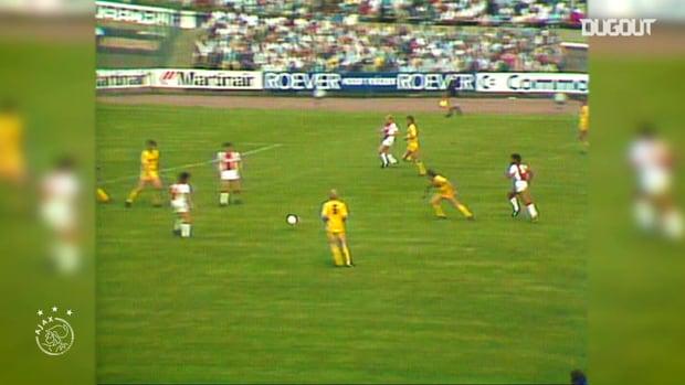 Frank Rijkaard's best Ajax goals