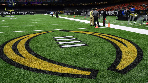 A proposal to expand the College Football Playoff field was rejected by the management committee.