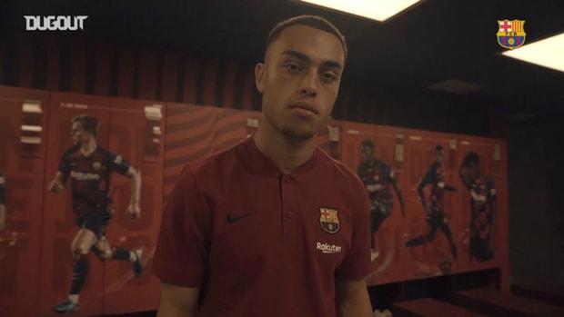 Serginho Dest: 'I always follow my dreams'