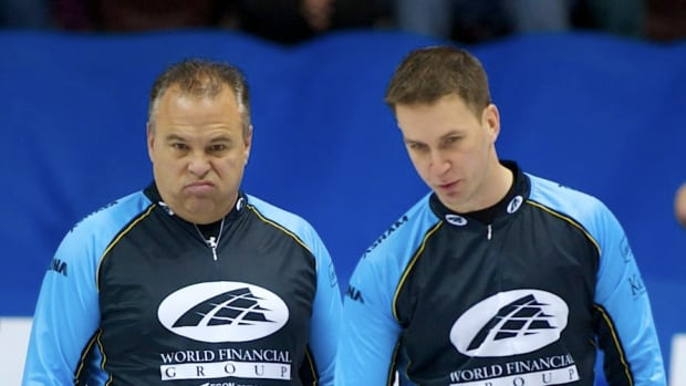 Curling fans in the know really wouldn't... or would they?