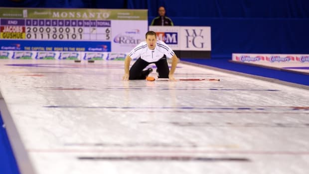 Brad Gushue's last attempt to stay on the Olympic road