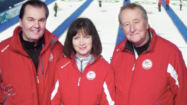 Rauter, Moore and Turnbull at Vancouver 2010 (TSN photo)