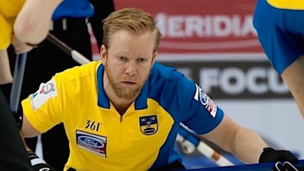 Niklas Edin: On a roll