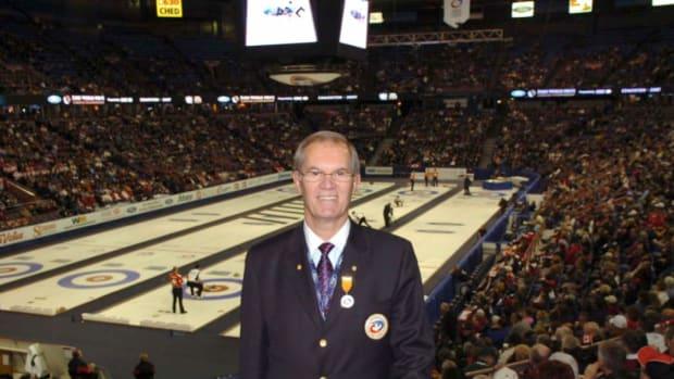 WCF President Les Harrison of Canada