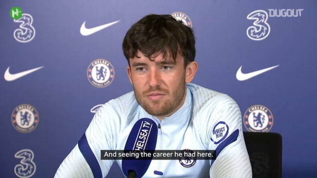 Chilwell keen to follow in Ashley Cole's footsteps
