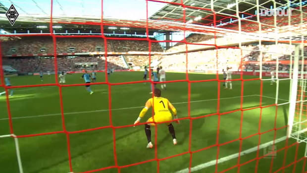 Yann Sommer's best saves for Borussia Mönchengladbach