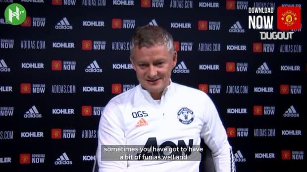 Solskjær: 'I have ultimate respect for Mourinho'