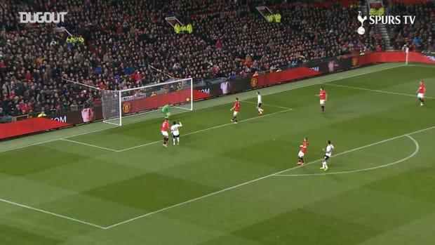 Tottenham's greatest Old Trafford goals