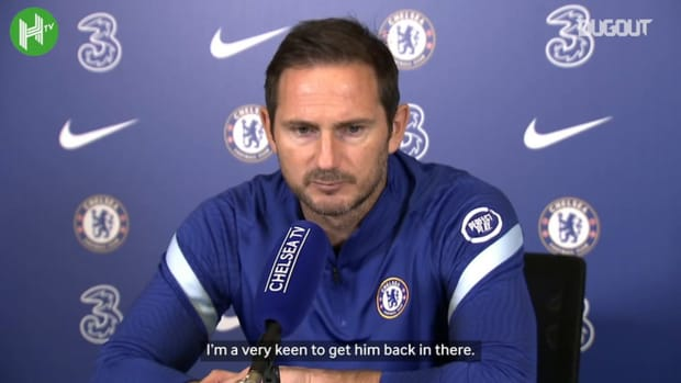 Lampard confirms Pulisic's return to Chelsea squad