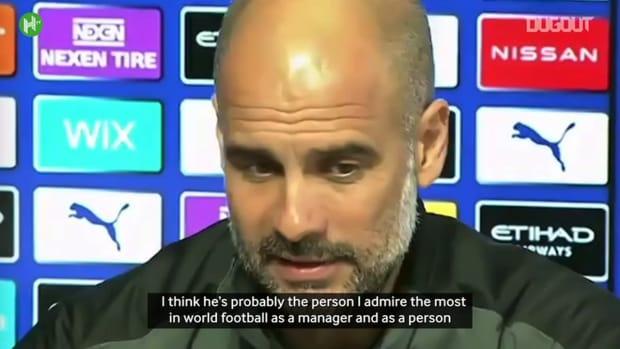 Guardiola hails inspirational Bielsa