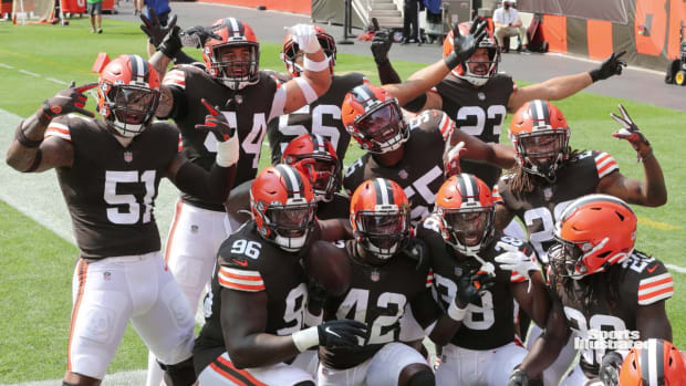 Never a Doubt: Good and Bad in Cleveland Browns win over Dallas Cowboys