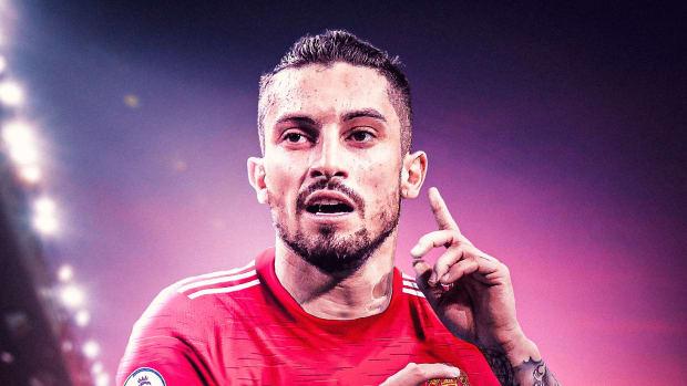 Alex Telles joins Manchester United
