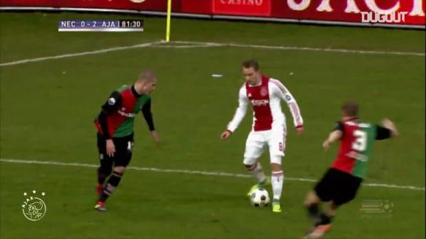 Davy Klaassen rejoins Ajax