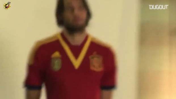 When Michu was called up to the Spanish national team