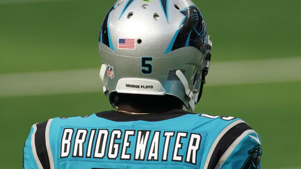 Teddy Bridgewater, Carolina Panthers