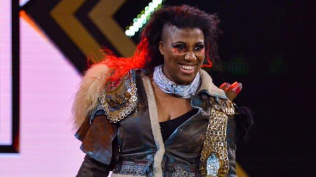 WWE's Ember Moon returns to NXT