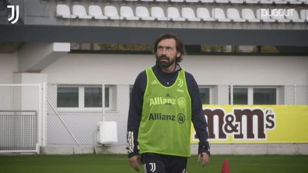 Tuesday's Juventus staff match | Pirlo, Nedved, Tudor, coaches: Bonucci, Chiellini & De Ligt