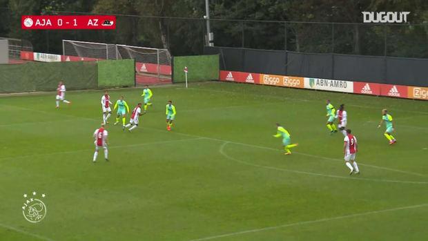 Davy Klaassen makes Ajax return in AZ friendly