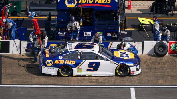 Chase Elliott, NASCAR