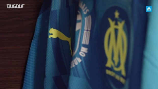 Behind the scenes of Marseille's draw at Lyon