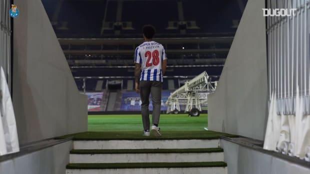 Felipe Anderson joins FC Porto: 'The club will be champion again'