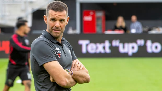 Ben Olsen is out as D.C. United coach