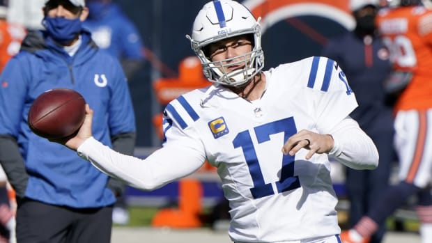 Indianapolis Colts quarterback Philip Rivers could have a favorable fantasy matchup on Sunday at the Cleveland Browns.