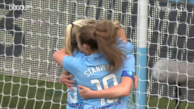 Chelsea Women's crucial 3-3 draw at Man City