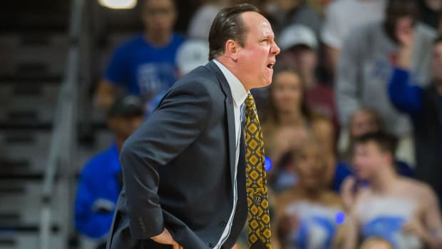 Wichita State is investigating Gregg Marshall for misconduct.