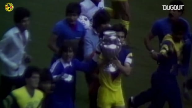Club América celebrate their 104th anniversary