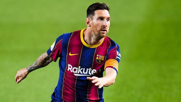 Barcelona-Sell-Messi