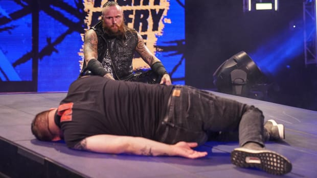 What's next for WWE's Aleister Black?
