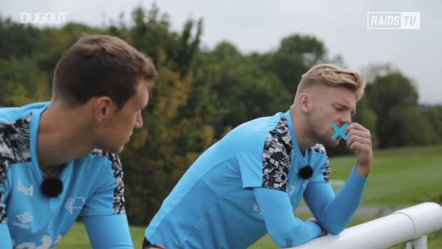 Derby's Polish stars talk about their national team debuts