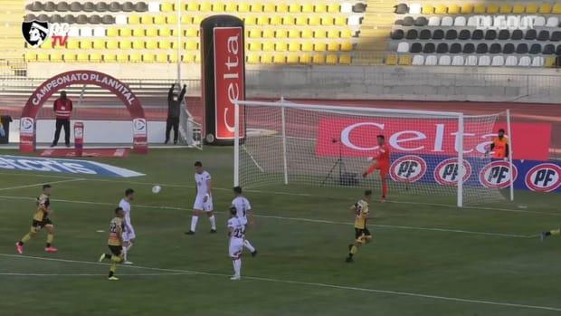 Colo-Colo's draw against Coquimbo Unido