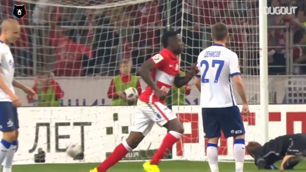 Ze Luis' best moments with Spartak Moscow