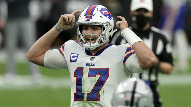 Josh Allen and the Bills are set to face the Titans in Week 5.