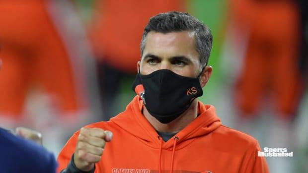 The Kevin Stefanski Ripple Effect Cleveland Browns Minnesota Vikings