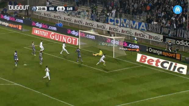 All Gignac's goals vs Bordeaux with Marseille
