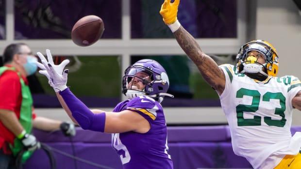 Adam Thielen, Minnesota Vikings