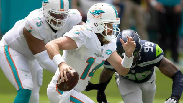 Ryan Fitzpatrick, Miami Dolphins