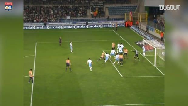 Lyon's top five goals at Strasbourg
